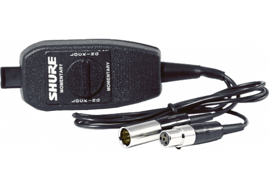 SHURE Systemes HF WA360
