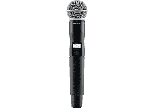 SHURE Systemes HF QLXD2-58-K51