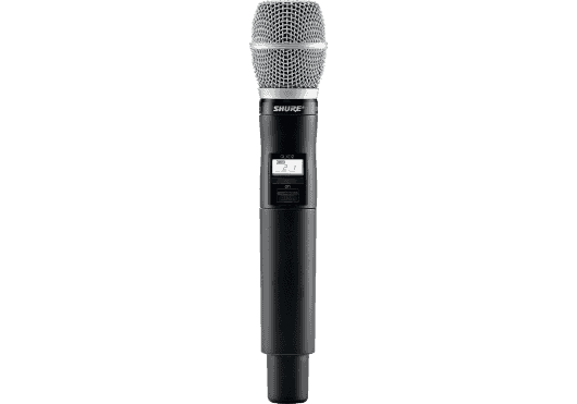SHURE Systemes HF QLXD2-86-K51