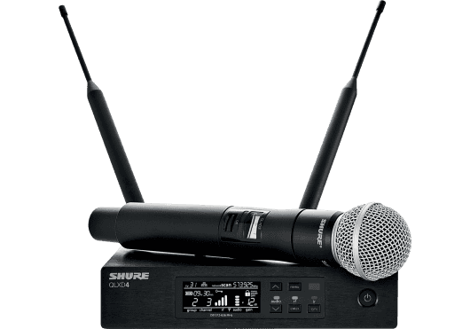 SHURE Systemes HF QLXD24-58-K51