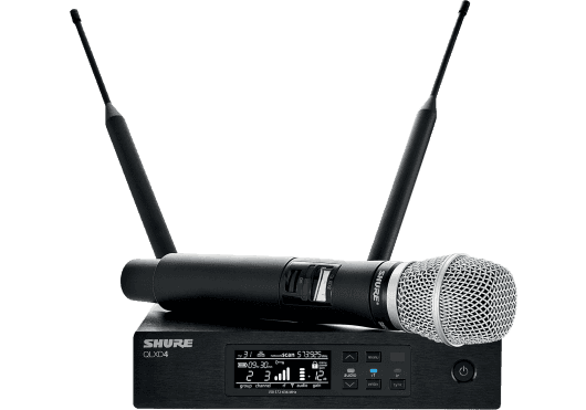 SHURE Systemes HF QLXD24-86-K51