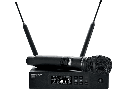 SHURE Systemes HF QLXD24-87-K51