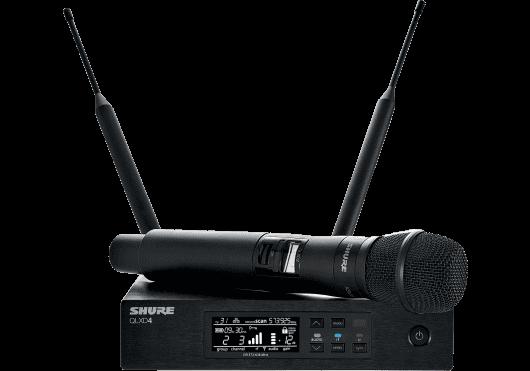 Shure SYSTEMES HF QLXD24-KSM9-K51