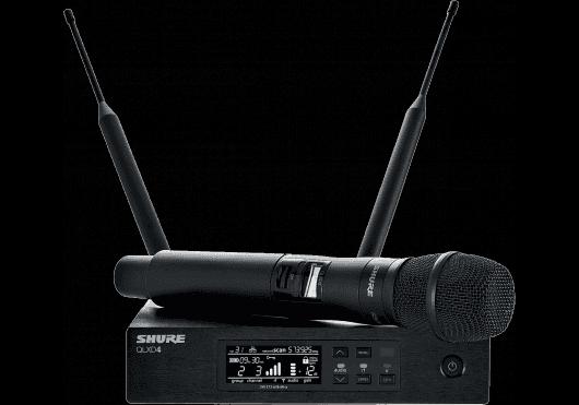 Shure SYSTEMES HF QLXD24E-KSM8B-K51