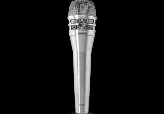 SHURE Micros de Studio KSM8-N