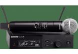 photo Emetteur main SM58 - 562-606 MHz