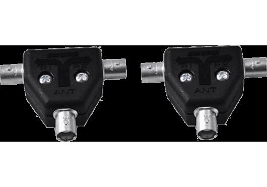 SHURE Systemes HF UA221