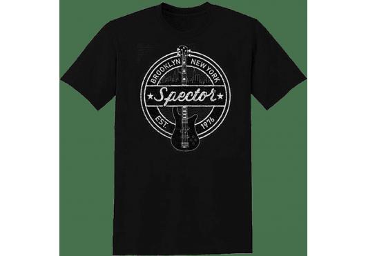SPECTOR Textile  TSHIRT-LOGOBASS-S