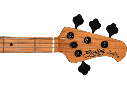 STERLING BY MUSIC MAN Sterling RAY34ASH-BK-M2