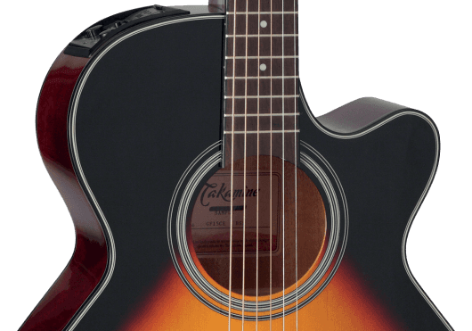 TAKAMINE Guitares acoustiques GF15CEBSB