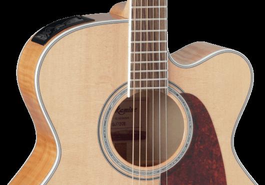 TAKAMINE Guitares acoustiques GJ72CENAT