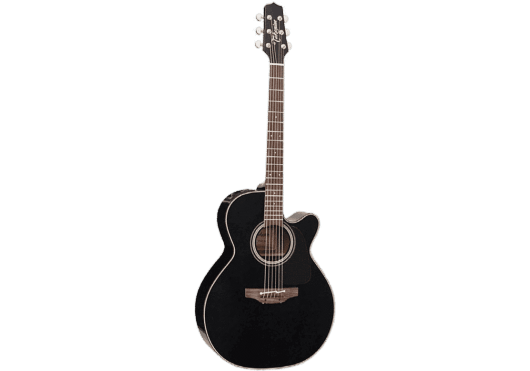 TAKAMINE Guitares acoustiques P1NCBLK