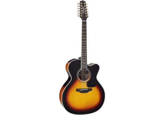 TAKAMINE Guitares acoustiques P6JC-12BSB