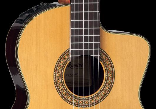 TAKAMINE Guitares Classiques TC132SC
