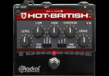 Tonebone Pédales d'effets HOT-BRITISH-V9