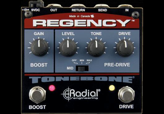 Tonebone Pédales d'effets REGENCY