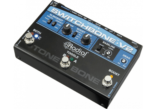 TONEBONE Commutateurs SWITCHBONE-V2