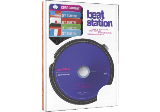 Toontrack BEAT STATION BEATSTATION