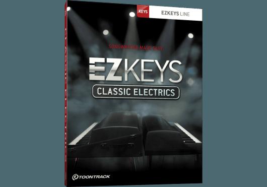 Toontrack EZ KEYS CLASSICELEC