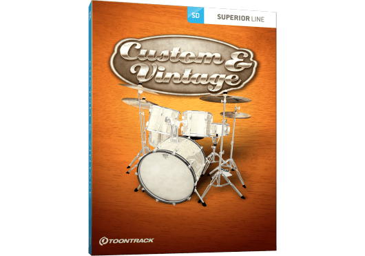 Toontrack Hors catalogue CUSTOMANDVINTAGE