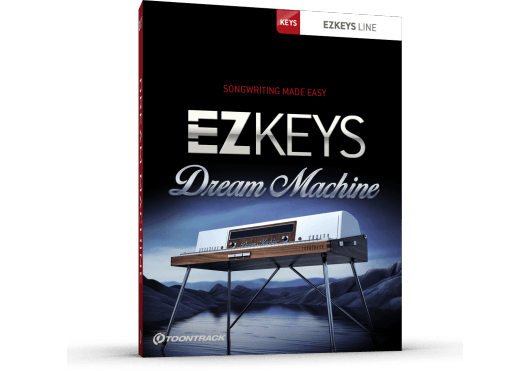 Toontrack EZ KEYS DREAMACHINE-SN