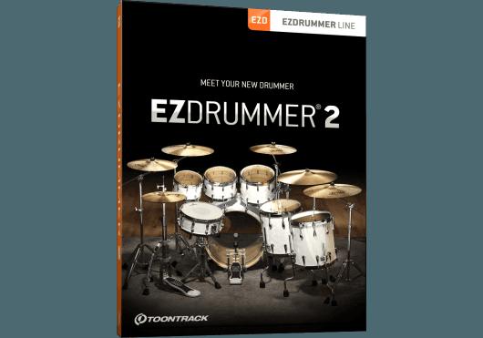 Toontrack EZ DRUMMER EZDRUMMER2