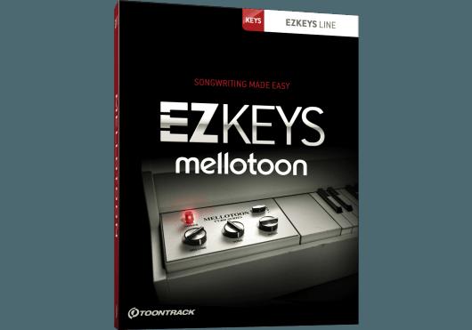 Toontrack EZ KEYS MELLOTOON