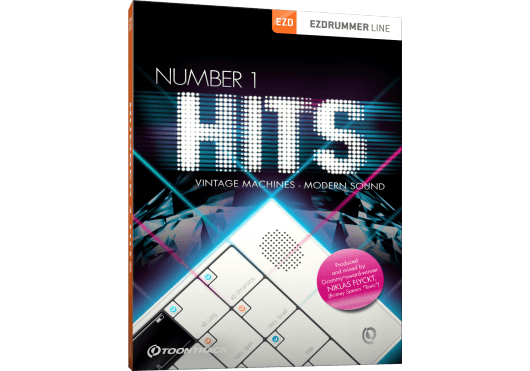 Toontrack Hors catalogue NUMBER1HITS