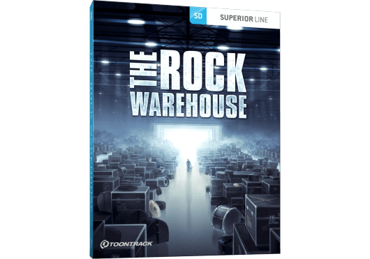 Toontrack Hors catalogue ROCKWAREHSSDX
