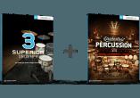 photo SD3 + Orchestral Percussion SDX
