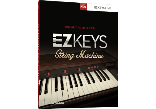 Toontrack Hors catalogue STRINGSMACHINE