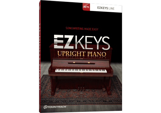 Toontrack Hors catalogue UPRIGHTPNO