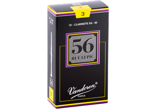 VANDOREN Anches clarinette CR503