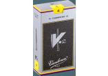 VANDOREN Anches clarinette CR614