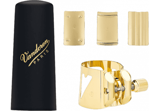 VANDOREN Ligatures saxophone LC080P
