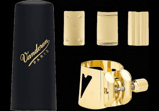 Vandoren Ligatures saxophone LC08P