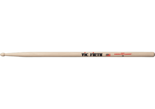VIC FIRTH Baguettes batterie 1A