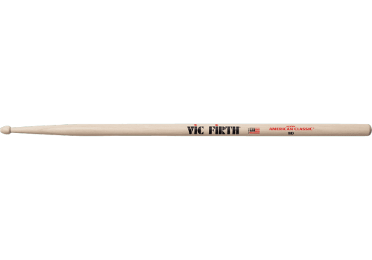 VIC FIRTH BAGUETTES BATTERIE 8D