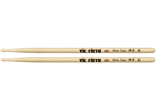 VIC FIRTH Baguettes batterie SAJ
