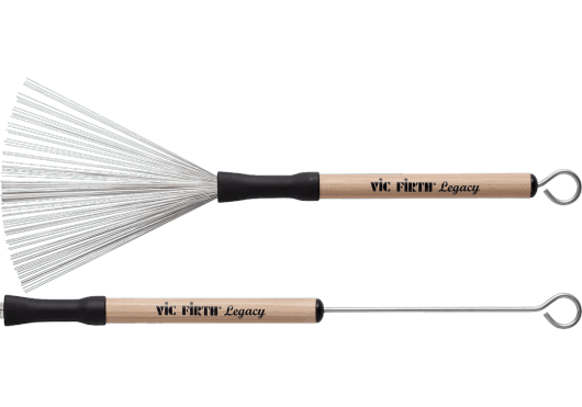 Vic Firth BALAIS ET RODS LEGACY
