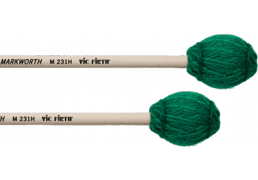 VIC FIRTH MAILLOCHES MARIMBA M231H