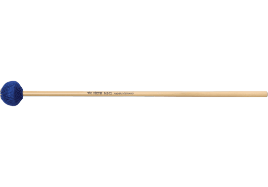 VIC FIRTH MAILLOCHES HYBRIDE M302