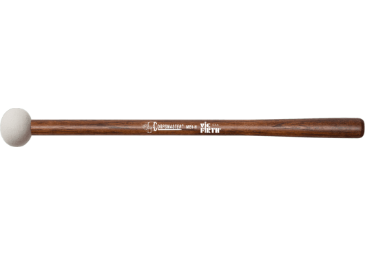 VIC FIRTH MAILLOCHES GROSSE CAISSE MB1H