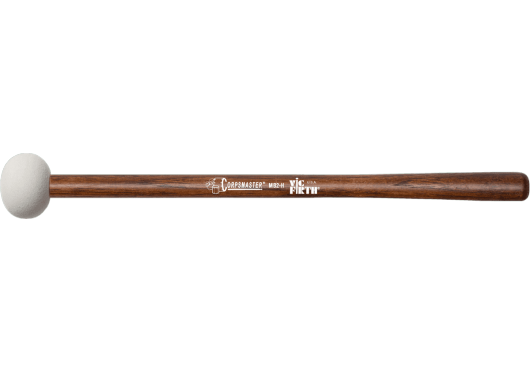 VIC FIRTH MAILLOCHES GROSSE CAISSE MB2H