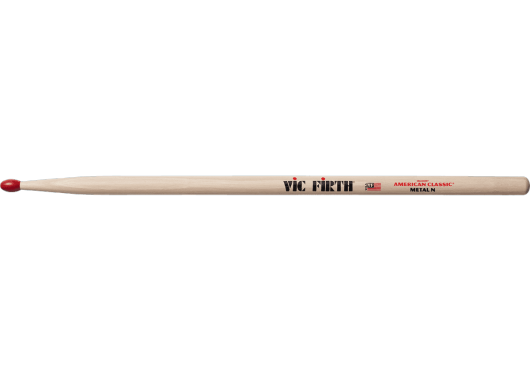 VIC FIRTH Baguettes batterie METALN