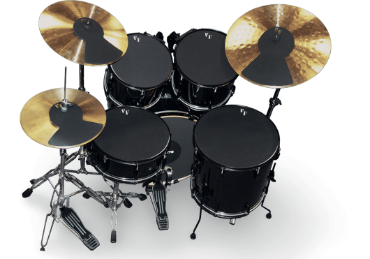 photo Vic Firth - Pack sourdine fûts + cymbales