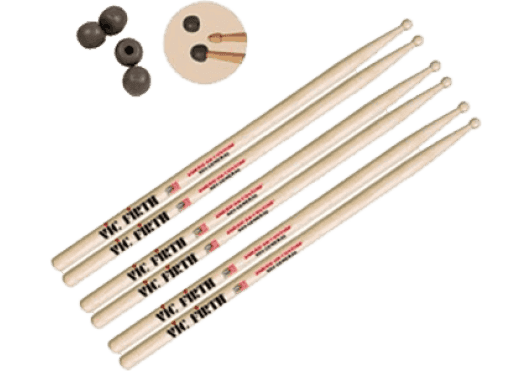 Vic Firth BAGUETTES BATTERIE PSD1-UPT