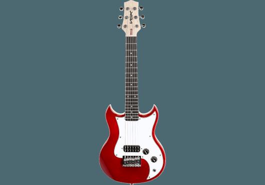 Vox Guitares Electriques SDC-1MINI-RD