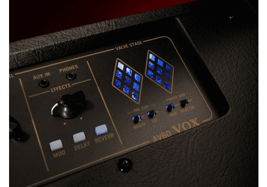 VOX Amplis guitare AV60