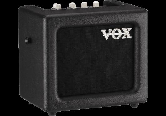 Vox Amplis guitare MINI3-G2-BK